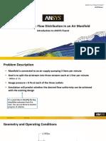 Fluent-Intro 18.0 WS08 Airfoil