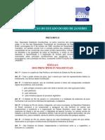 Constituição do Estado do Rio de Janeiro
