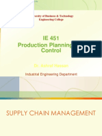 Lecture 6 SUPPLY CHAIN MANAGEMENT  II.ppt