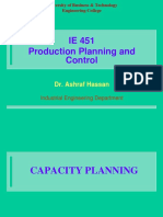 Lecture 3 CAPACITY PLANNING.ppt