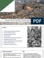 Housing - squatter and slum upgradation GROUP 10.pptx