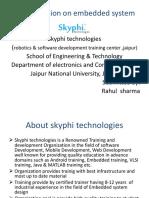 A presentation on embedded system.pptx