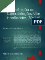 Definição de Superdotação_PDF