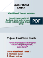 4 1  Mektan BAB III (KLASIFIKASI TANAH).ppt