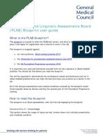 PLAB Blueprint User Guide DC8691 PDF 65022204