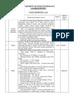 Food Chemistry, Food Packaging & Food Engineering Lab Requisition SKG&SG 02.11.2017 Final.docx