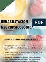 Bases de La Rehabilitación Neurops.