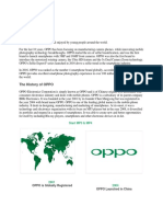 project report on oppo mobiles.docx
