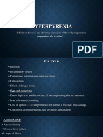 Anm Hyperpyrexia