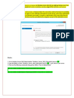 Install Framework Using PowerShell (2)