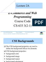 CS-633 Lecture 2A
