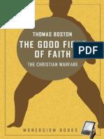 The Good Fight of Faith - Thomas Boston