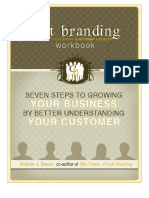Cult Branding Work Book