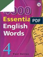 4000 Essential English Words, Book 4.pdf