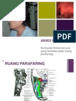 abses-parafaring