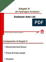 Alspek H Sunbeam