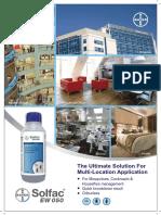 Solfac 050 EW Brochure