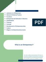 Entrepreneur - Unit1