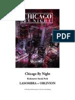 Chicago V5 Preview - Lasombra
