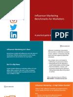 AccuraCast Influencer Benchmark Report