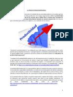 Productividad Empresarial - Lect Obligatoria(1)