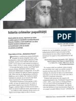 Istoria Crimelor Papalitatii (3 )