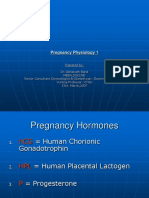 Lecture-2 Pregnancy Physiology 1