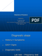 Lecture-4 Diagnosis of Pregnancy