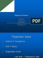 Lecture-4 Diagnosis of Pregnancy