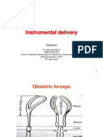 Lecture-31 Instrumental Delivery