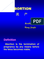 Lecture-19 Abortion