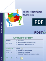 Numeracy Team Teaching Slides