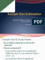 Sample Size 2