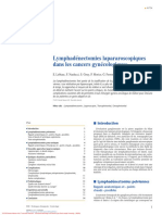 EMC Curage gynécologique