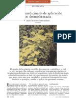 Plantas medicinales de aplicación en dermofarmacia.pdf
