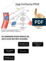 Patofisiologi Emfisema PPOKK