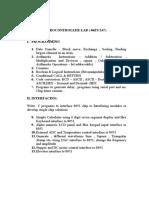 Micro Controller Lab Manual1