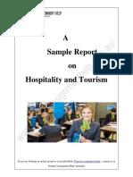 Importance of Tourism Management