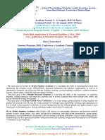 conference international dialogue piece