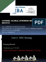 3 Internal Strategy DEL