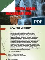 Slaid Presentation Adat Miring