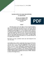 18. Water Supply in Cebu Philippines. A Case Study    Herman van Engelen, SVD 2003 2.pdf