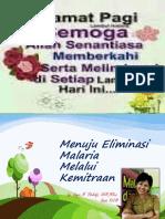1. Menuju Eliminasi Malaria (Ibu joice - Dinkes Provinsi NTT) (1).ppt