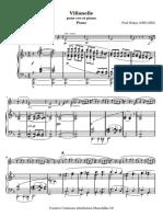 Sonata piano ex