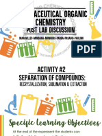Org Chem Post Lab Act 2 PDF File