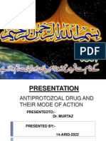antiprotozoaldrugatheirmodeofaction-170318180554