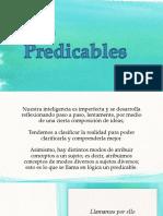 Los Predicables