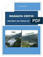 MAGAZIN CRITIC, NR. 63