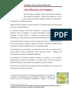 Derechos Humanos en Uruguay seminario.docx