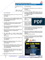 Current Affairs One Liners for IBPS Clerk Mains 2018-19-1